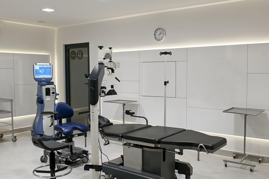 Operacja zaćmy w klinice Europejskiej Grupy Medycznej Peovisus